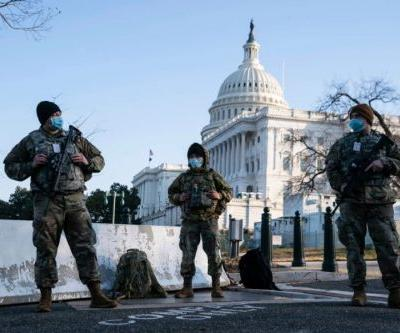 Capitol Police request 2-month extension of National Guard at US Capitol