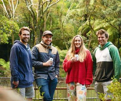 What is hard seltzer? These young Kiwis developed an alcoholic sparkling water with a feel-good factor