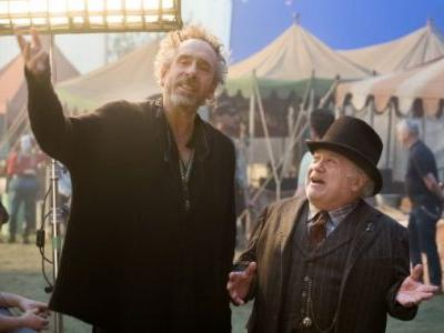 "Danny DeVito on Completing Tim Burton's ""Circus Trilogy"" With 'Dumbo'"
