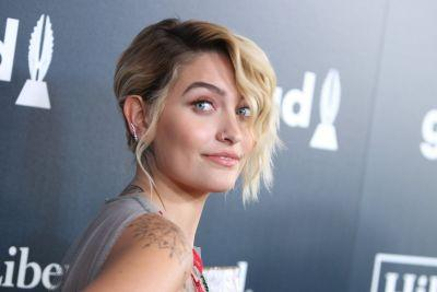 Paris Jackson Honors Her Late Father Michael With a Sweet New Tattoo