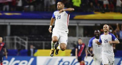 Dempsey ties record as USMNT finally shines