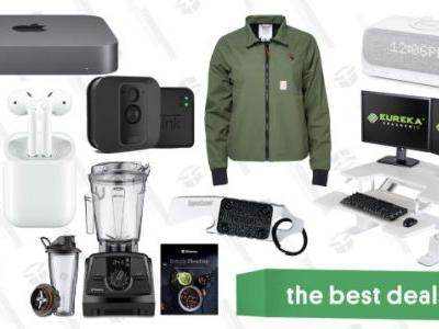 Wednesday's Best Deals: Blink Security Cameras, AirPods, Clarks Private Sale, and More