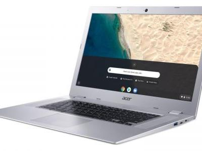 Acer's Chromebook 315 is one of the first Chrome OS devices powered by AMD