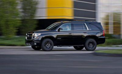 2017 Chevrolet Tahoe Z71 4WD Tested: Blacked-Out Big Rig