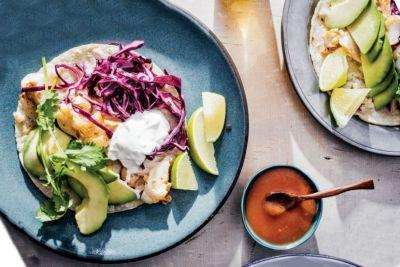 The World's Best Fish Tacos Take Just 20 Minutes To Make