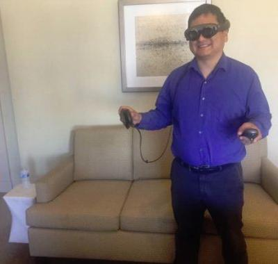 Magic Leap One Creator Edition hands-on - A sneak peak at augmented reality's future