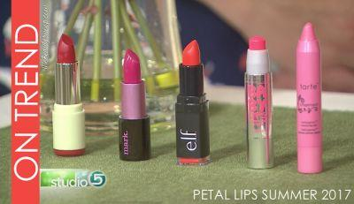THE BIGGEST TREND IN LIPS RIGHT NOW PETAL LIPS