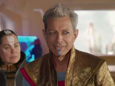 Thor and Loki Meet the Grandmaster in New Ragnarok Clip