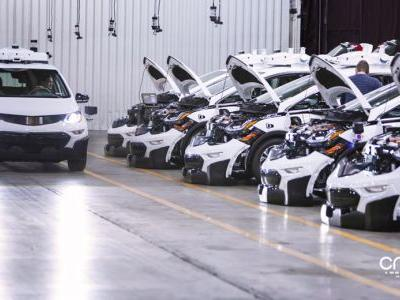 GM Almost Ready To Build A Mass-Production Self-Driving Car
