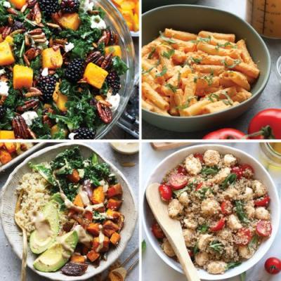 Easy Vegetarian Meals {Video}
