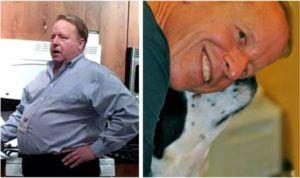"Doctor ""Prescribes"" Dog To Obese Man & It Saves His Life"