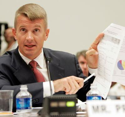 Meet Erik Prince, former Navy SEAL and founder of the most notorious security contractor who Steve Bannon wants to run for Senate