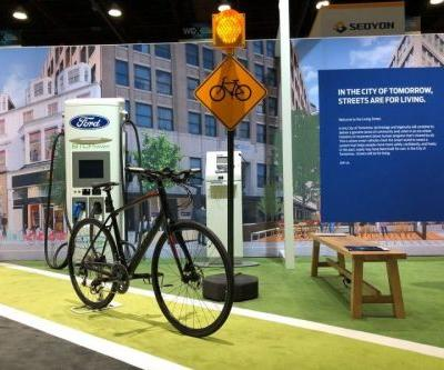 Tome, Trek, Ford Collaborate on Bike-to-Vehicle Safety Standards