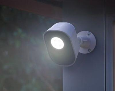 Arlo Security Light is wire-free and works with security cameras