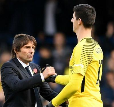 'Chelsea will fight for Conte' - Courtois eager to avoid repeat of Mourinho debacle