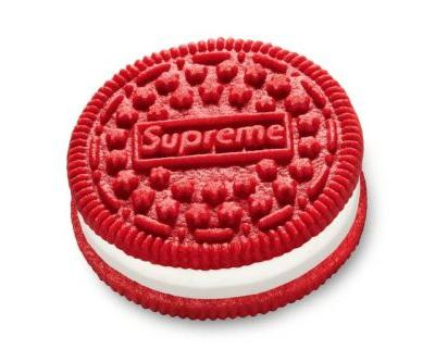 Take a Look at the Box Logo-Inspired Packing for Supreme x Oreo Collab