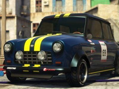 Re-enact car chase legend in GTA Online's new mode