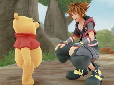 Sora returns to the Hundred Acre Wood in this new Kingdom Hearts 3 trailer