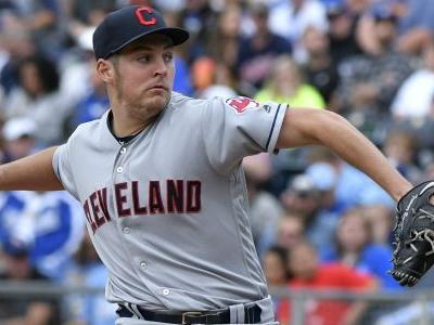 Terry Francona says Indians starter Trevor Bauer is out 4-6 weeks with stress fracture