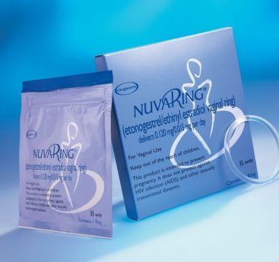 Everything you need to know about the NuvaRing - a birth control that's easy to use and that you can take out whenever you want