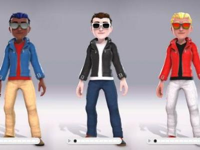 Xbox One's new avatar editor begins rolling out to Insiders at last