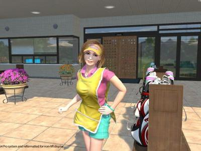 Review: Everybody's Golf VR