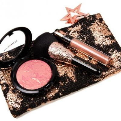 MAC Pink Sprinkle of Shine Set Review & Swatches