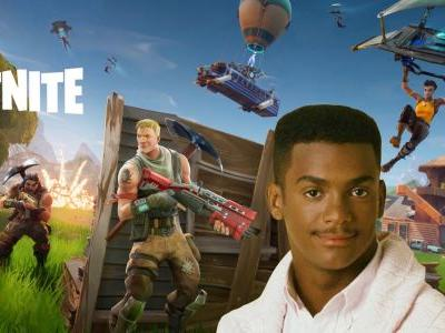 "Fresh Prince Star Filing Lawsuit Against Fortnite Over ""Carlton Dance"""