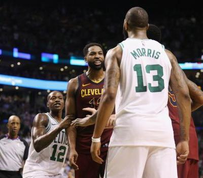 Marcus Morris and Tristan Thompson Beef Over Eastern Conference