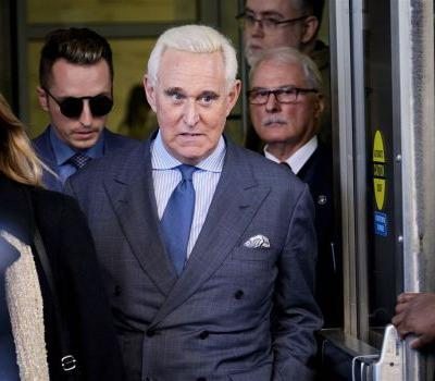 Trump pal Roger Stone sentenced to more than 3 years in prison
