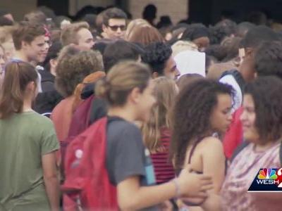 Students to put pencils down, walk out in gun protests