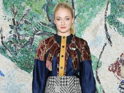 How I Shop: Sophie Turner
