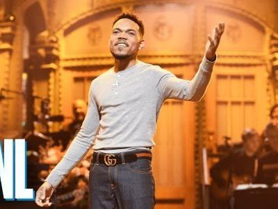 Watch Chance The Rapper Host SNL