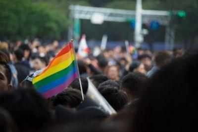 Taiwan is the first Asian country to legalize gay marriage