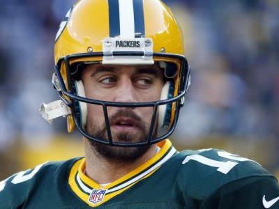 The Packers cut the 32-year-old receiver who was Aaron Rodgers' favorite target 2 months ago, and Rodgers still doesn't seem to be over it
