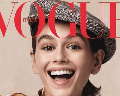 Must Read: Kaia Gerber Covers 'Vogue' Italia, Dior Exhibition to Open at the V&A