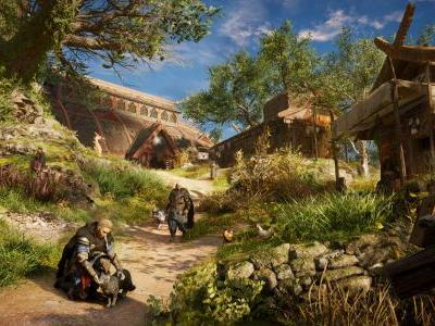 Assassin's Creed Valhalla interview - an action RPG where each region is its own story