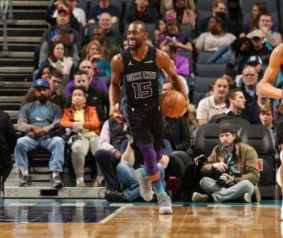Kemba Walker Hits 10 Threes, Scores 46 Points In 3 Quarters