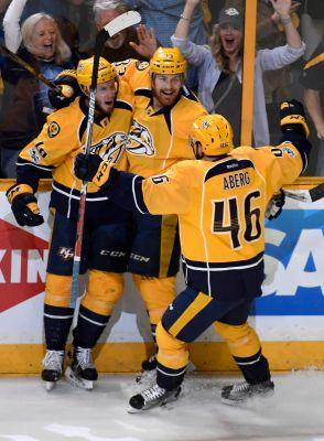 Predators eliminate Ducks to reach first Stanley Cup Final