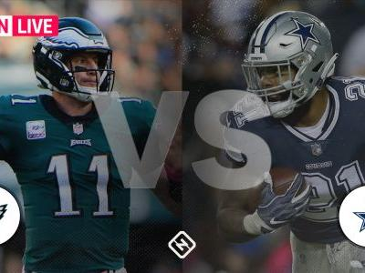 Cowboys vs. Eagles: Score, live updates from Sunday night game