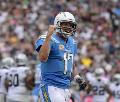 NFL power rankings: Chargers replace Jaguars in top five as Patr