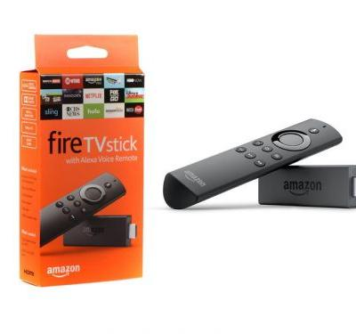 Ditch your cable company for the $30 Amazon Fire TV Stick with Alexa Voice Remote
