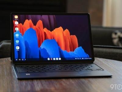 Galaxy Tab S7+ Impressions: Samsung's hardware emphasizes Android's tablet problem
