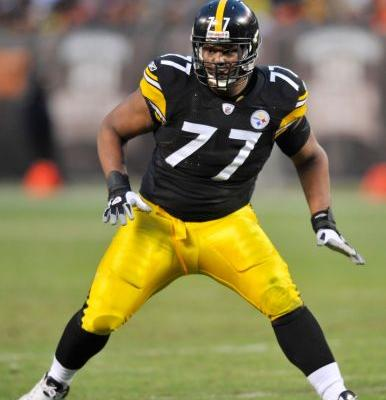 Steelers' Marcus Gilbert suspended four games for PED violation