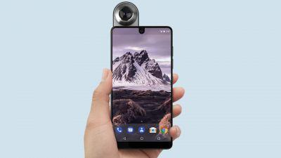 Your Essential Phone will finally arrive next week