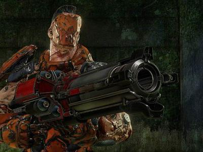 Quake Champions' Next Update Changes How Players Get Rewards