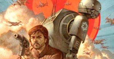 Rogue One Comic Will Reveal How Cassian & K-2SO First