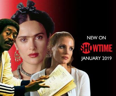 New On Showtime January 2019