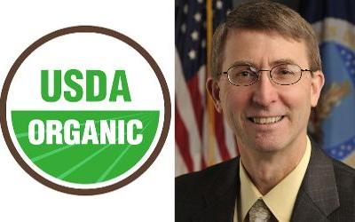 Head of USDA's organic program steps down after 8 years
