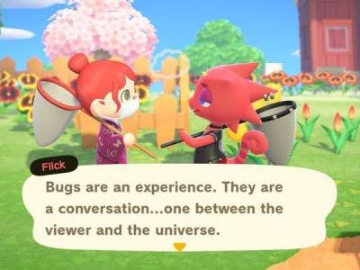 Animal Crossing: New Horizons - Flick bug catching guide